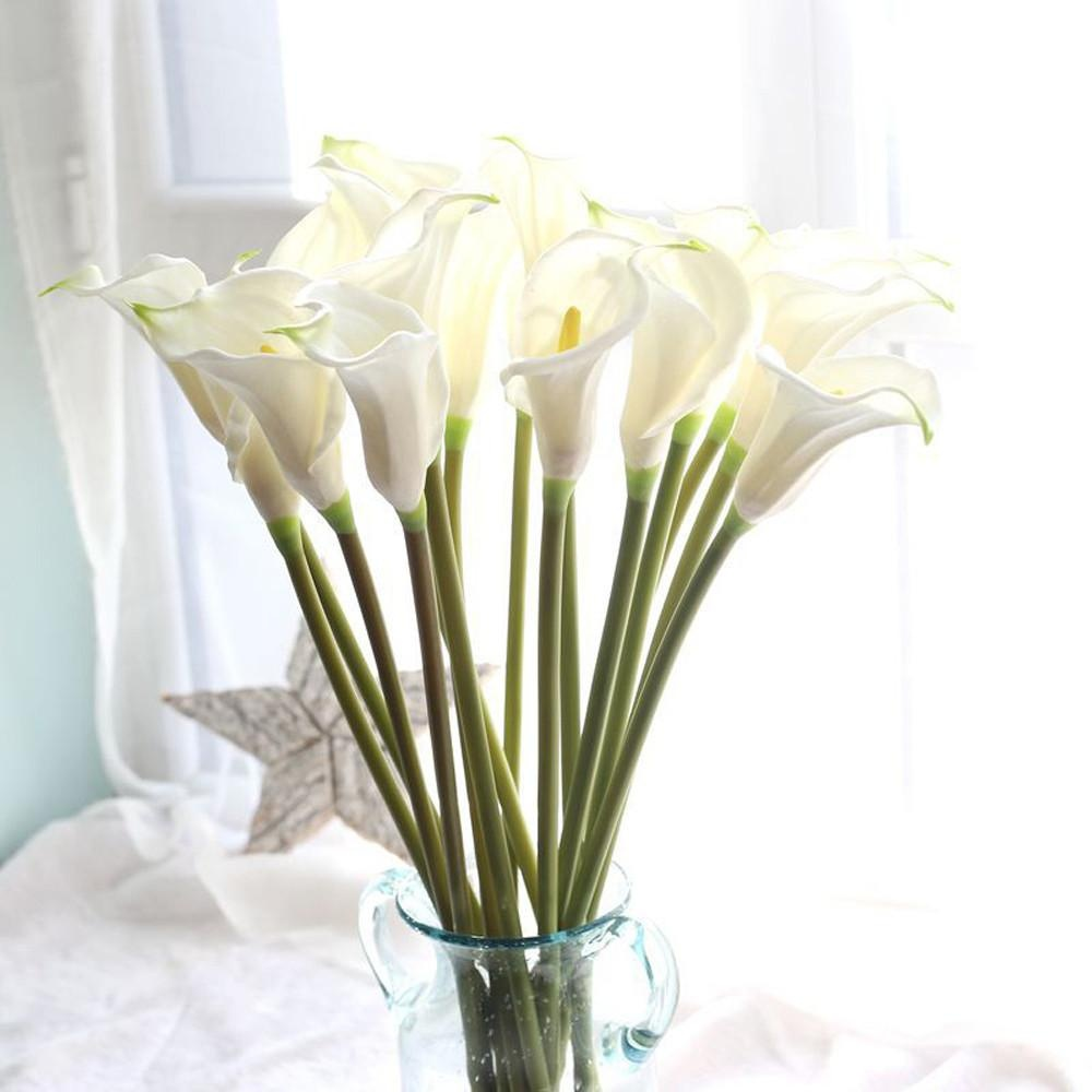 Philippines artificial fake flowers leaf calla lily floral wedding artificial fake flowers leaf calla lily floral wedding bouquetparty home decor intl izmirmasajfo Image collections