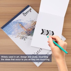 Artist Sketch Book Watercolor Paper Notepad For Painting DrawingDiary Creative Notebook A4 - intl