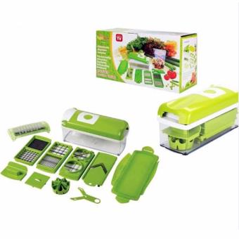 As Seen on TV Nicer Dicer Plus Multi-function Vegetable FruitPeeler Slicer Cutter Chopper