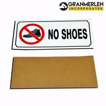 Assorted Signage Sticker label or Precaution Sign Sticker 10-in-1 Set - 3