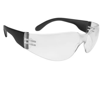 Astro 90960S Safety Spectacles Sporty Goggles Glasses Eyewear(Clear) ANSI