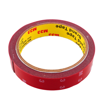 Aukey New Useful Strong Permanent 3M Double Sided Super Adhesive Tape Craft 20mm