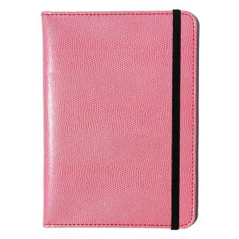 Author's 4x6 Alexis Refillable Notebook (Pink)