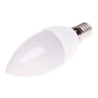 B100080 LED Warm Light Bulb (White)