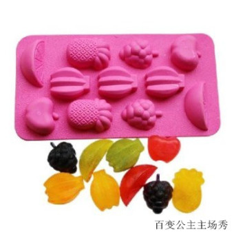 Baking HIGH-TEMPERATURE resistant baking mold food supplement box fruit pie