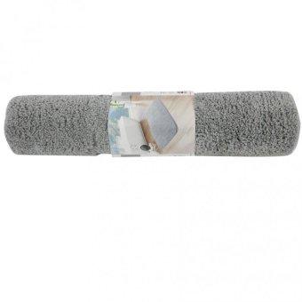 Bathlux Non slip Soft Absorbent Floor Mat Door Mat Bath Mat (Grey) - 3