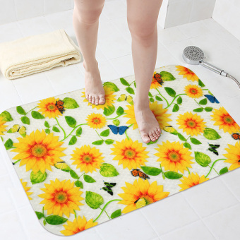 Bathroom shower bathroom non-slip mat bathroom mat