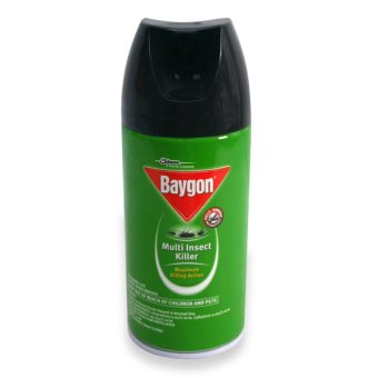Baygon multi-insect killer 300ml 108014 1's