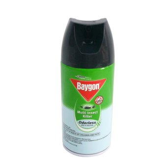 Baygon multi-insect killer odorless 300ml 107710 1's