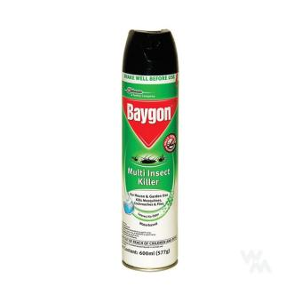 Baygon Waterbased Multi Insect Killer 600ml
