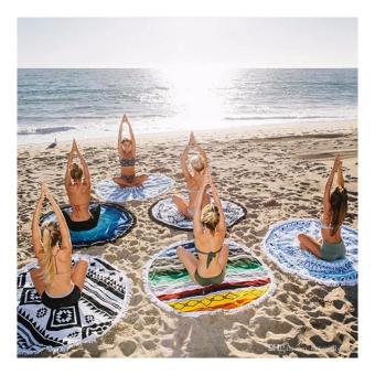 Beach Towel Mat Yoga Mat (design may vary) Price Philippines