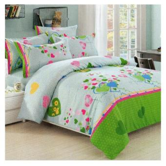 Bedtime Bedsheet Single Size 3 Piece Set