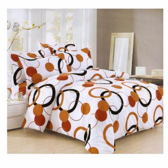 Bedtime Queen Size 3 Piece Bedsheet Set