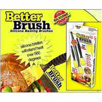 Better Brush BBQ Barbeque Set (Black) - 2