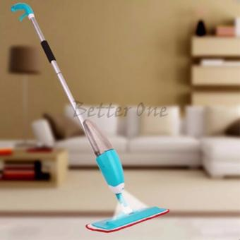 Better One New Water Home Spray Mop (Blue)