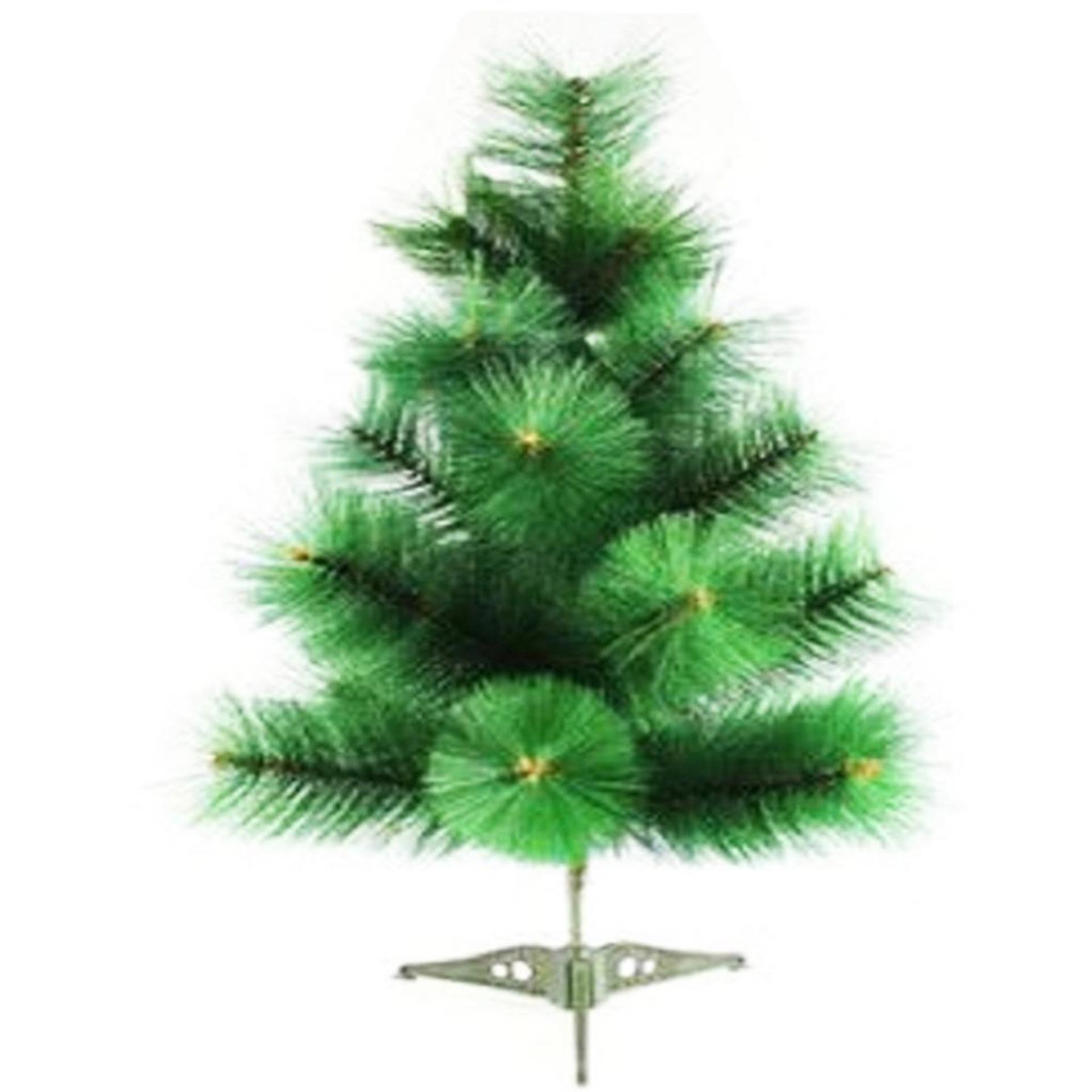 beverlys christmas tree 3ft 42s dark pine and light pine green lazada ph - 3 Ft Christmas Tree