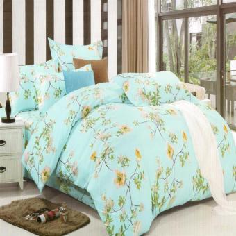 Beverly's Linen Collection Comforter Set of 4 (Design-004)Queen