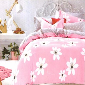Beverly's Special Linen Collection Set of 3Bedsheet(BBL-021)Twin(Single)