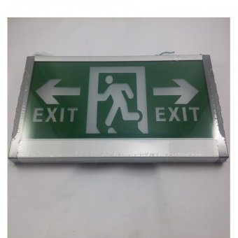 Big Lite Exit Signage Z01GTE2 Modern LED Lighting