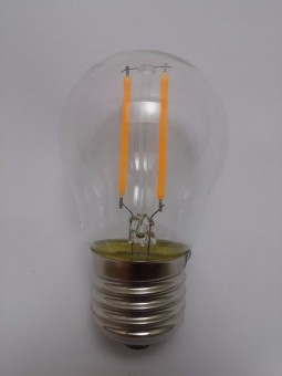 Big Lite LED Filament Bulb G45 2W WW Modern Lighting