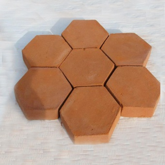 Black Hexagon Driveway Paving Pavement Stone Mold Stepping Pathmate Mould Paver - intl Price Philippines