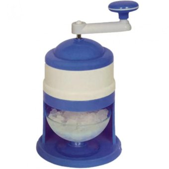 Blue Idea Portable ICE Crusher (Snow Cone Machine)
