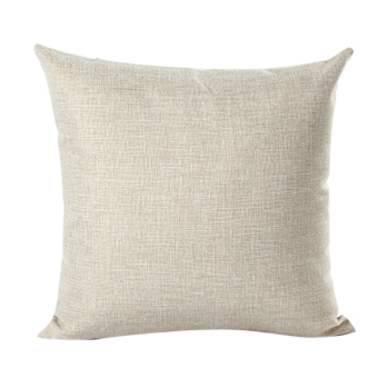 Blue lans Shell Throw Pillow Case (Blue/White) - picture 2