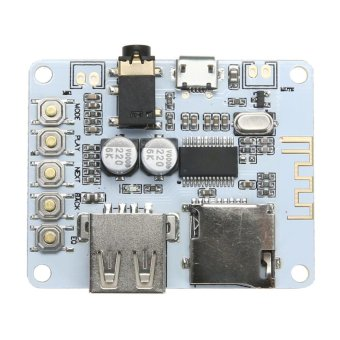 Bluetooth Audio Receiver Module USB TF/SD Card Decoding BoardPreamp Output - intl
