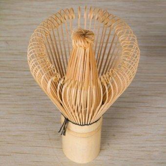 BolehDeals Bamboo Chasen Matcha Powder Whisk Tool Japanese Tea Ceremony Accessory - intl - 4