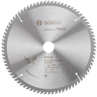 "Bosch Circular Saw Blades Expert for Wood(10"" x 80T) Price Philippines"