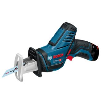 Bosch Cordless Sabre Saw GSA 12 V-Li SOLO (w/o Battery and Charger)
