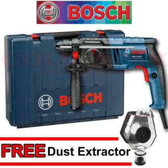 Bosch GBH 2-20 RE Rotary Hammer w/ DUST EXTRACTOR Attachment