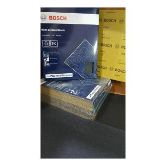 Bosch General Purpose Wet or Dry Hand Sanding Sheet Grit# 400 Price Philippines
