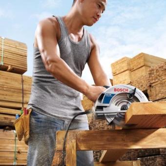 Bosch GKS 190 Professional Hand-Held Circular Saw Power Tool - 4