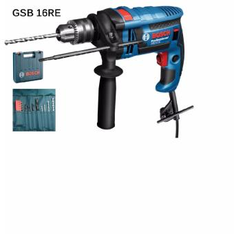 Bosch GSB 16 RE K2 Impact Drill with 100pcs Accessories