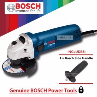 "Bosch GWS 060 Angle Grinder 4"" (670W) with Bosch Side Handle Price Philippines"