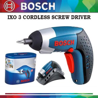 Bosch IXO 3 Cordless Screwdriver Price Philippines