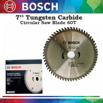 Bosch Tungsten Carbide Circular Saw Blade 60T 2608644318 Price Philippines