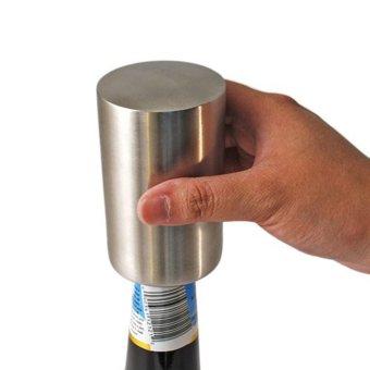 Bottle Opener Kitchen Hammer Automatic Stainless Steel - intl - 3