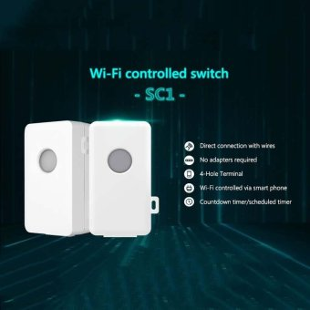 Broadlink SC1 Wifi Controller Smart Home Automation Modules For IOSAndroid - intl