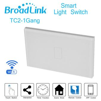 Broadlink TC2 1 Gang AC 170V-240V Smart Home Remote Wireless LightController Wifi Control US Plug - intl