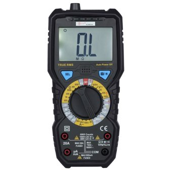 BSIDE ADM08A True RMS Value Digital Multimeter Temperature Capacitance Frequency Test - intl