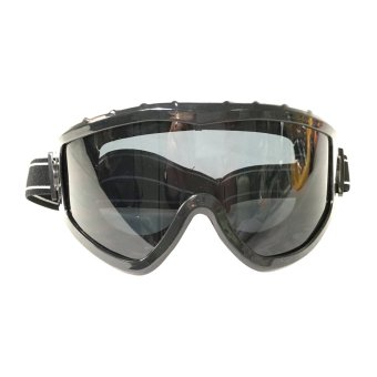 BUILD360 Safety Goggles Black