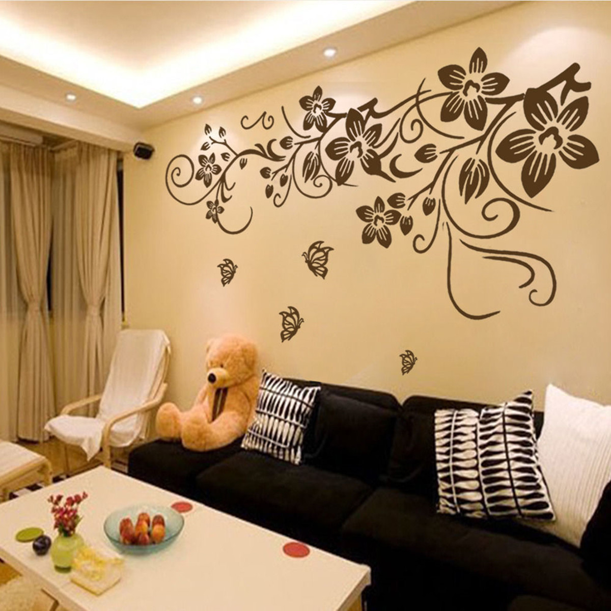 Magnificent Wall Decor Stickers Philippines Gallery - Wall Art ...