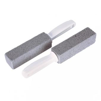 BUYINCOINS 2Pcs Water Toilet Bowl X - Pumice Cleaner Wand - 3