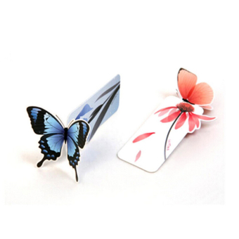 Buytra Mini Bookmark Butterfly Shape 2Pcs - picture 2