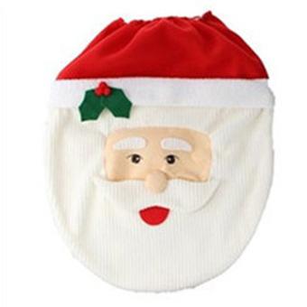 Buytra Santa Toilet Seat Cover