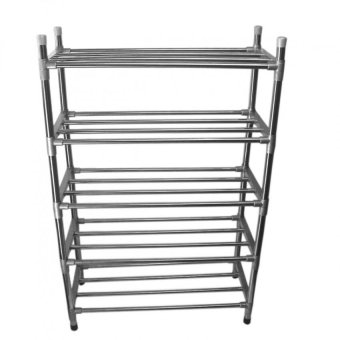 C-601 5 Layer Stainless Steel Shoe Rack Price Philippines