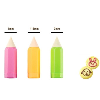 Cake Decorating Pen Pastry Icing Piping Pen Fondant Cake SugarCraft Decor Tools by LuckyG - intl - 2