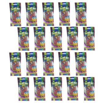 Candy Land Gummy Sour Strawberry Belt 50g Set of 20 Price Philippines